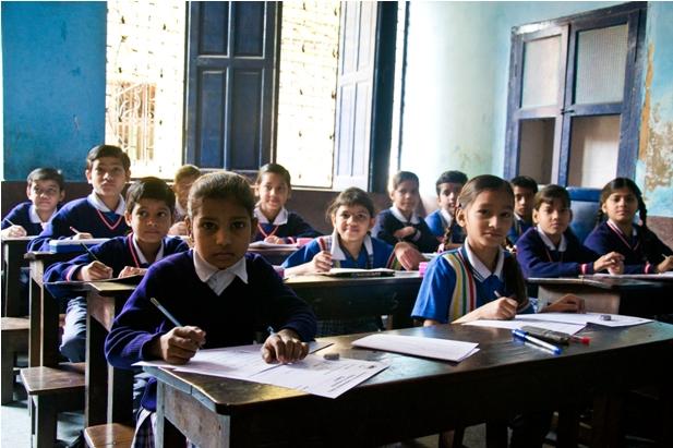 2 111 Как я знакомилась с индийскими школьниками