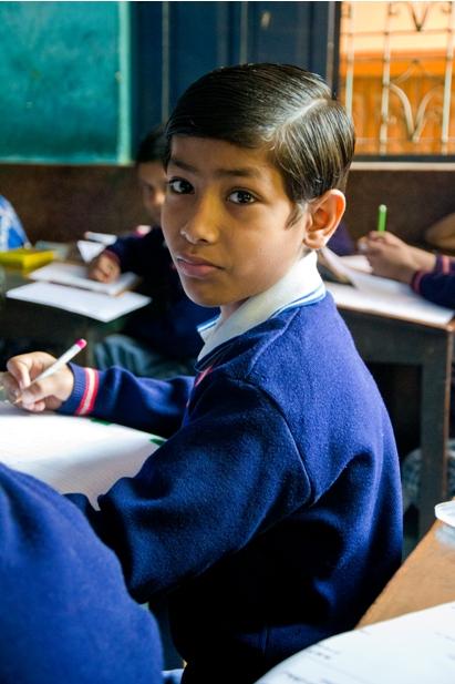 2 129 Как я знакомилась с индийскими школьниками