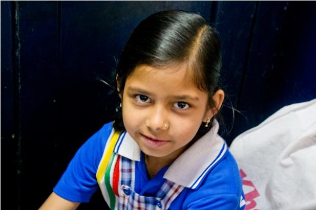 2 135 Как я знакомилась с индийскими школьниками