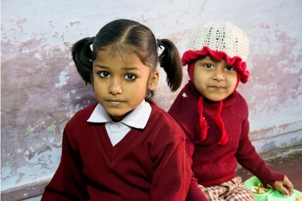 2 148 Как я знакомилась с индийскими школьниками