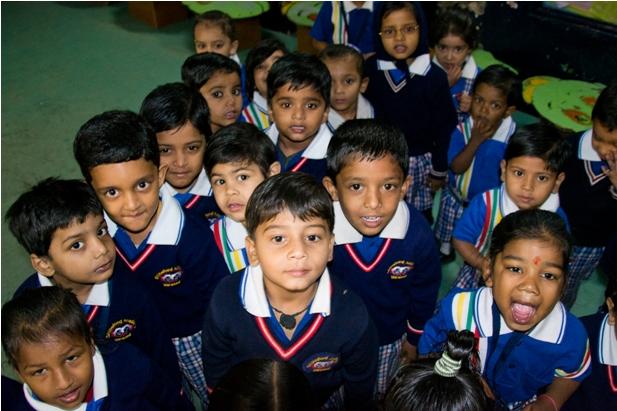2 94 Как я знакомилась с индийскими школьниками