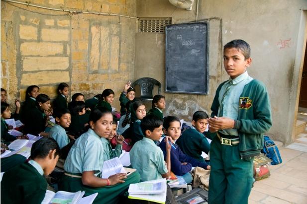 DSC 0061 Как я знакомилась с индийскими школьниками