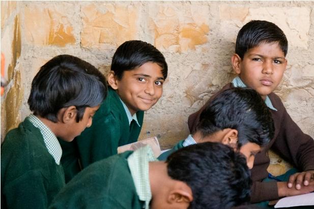 DSC 0064 Как я знакомилась с индийскими школьниками