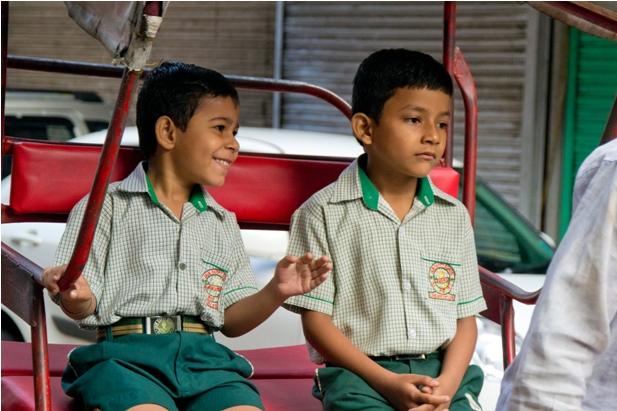 DSC 0286 Как я знакомилась с индийскими школьниками