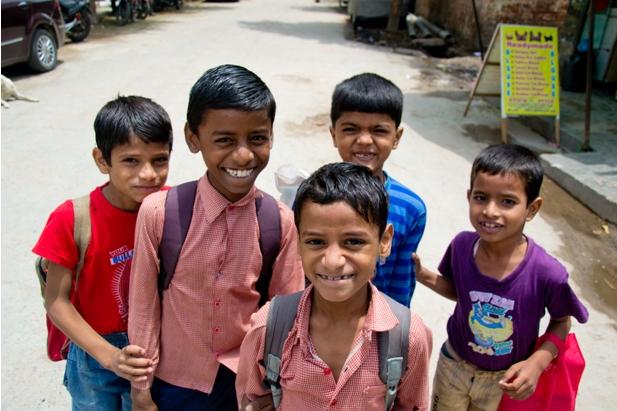 DSC 0304 Как я знакомилась с индийскими школьниками