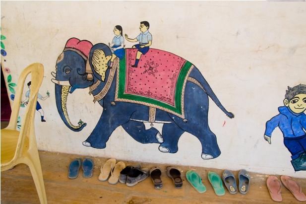 DSC 0876 Как я знакомилась с индийскими школьниками