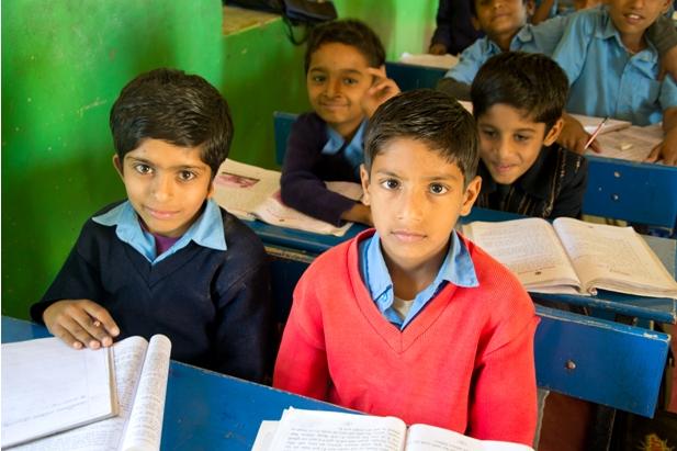 DSC 0878 Как я знакомилась с индийскими школьниками