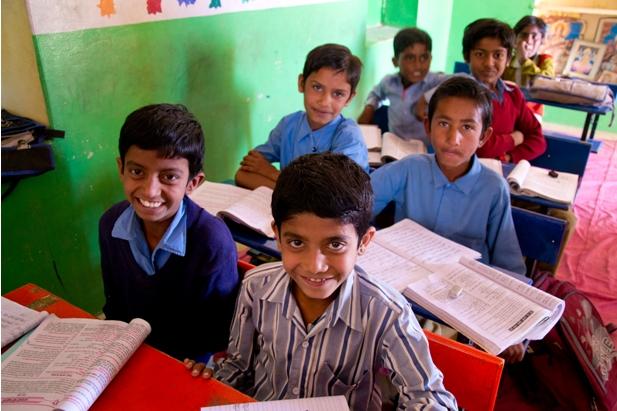 DSC 0882 Как я знакомилась с индийскими школьниками