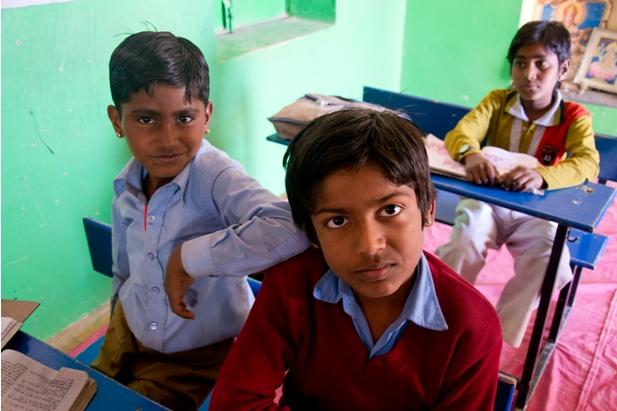 DSC 0884 Как я знакомилась с индийскими школьниками