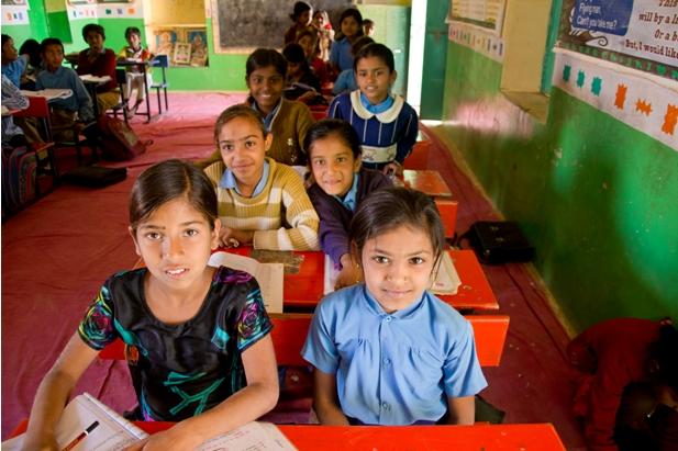 DSC 0886 Как я знакомилась с индийскими школьниками