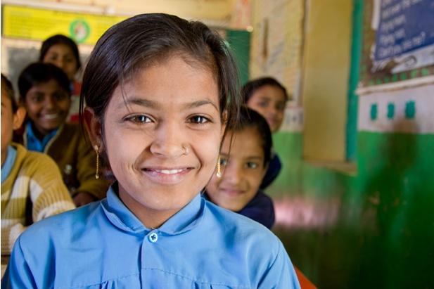 DSC 0887 Как я знакомилась с индийскими школьниками