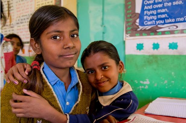 DSC 0889 Как я знакомилась с индийскими школьниками