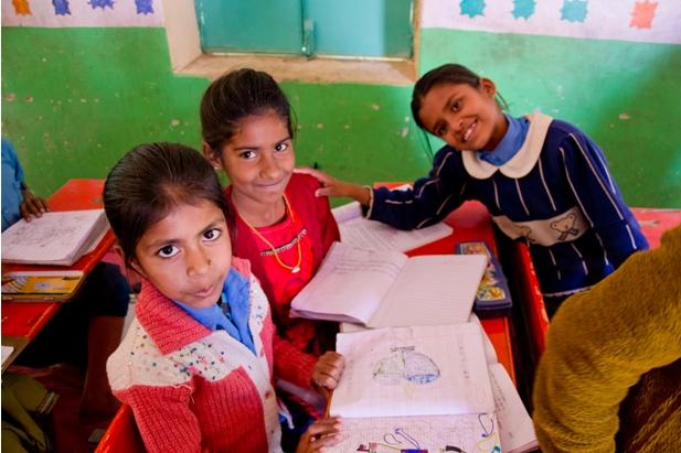 DSC 0890 Как я знакомилась с индийскими школьниками