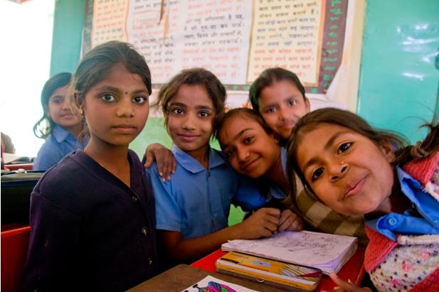 DSC 0892 Как я знакомилась с индийскими школьниками