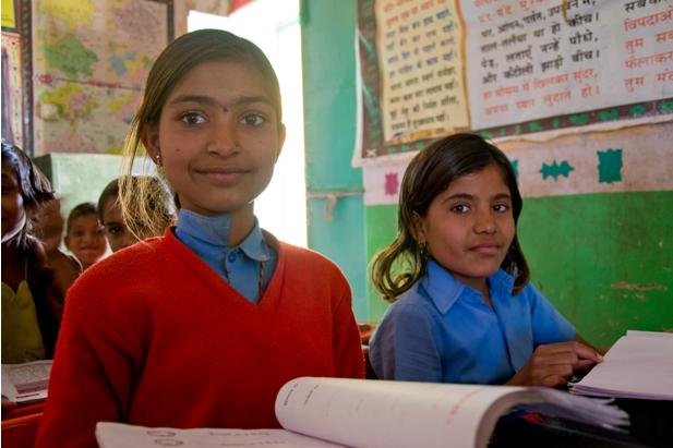 DSC 0895 Как я знакомилась с индийскими школьниками