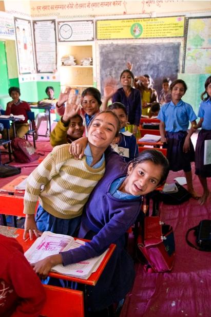 DSC 0903 Как я знакомилась с индийскими школьниками