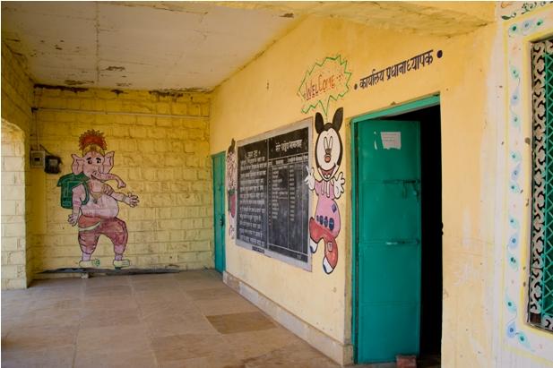 DSC 0910 Как я знакомилась с индийскими школьниками