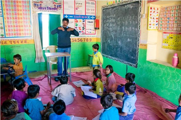 DSC 0912 Как я знакомилась с индийскими школьниками