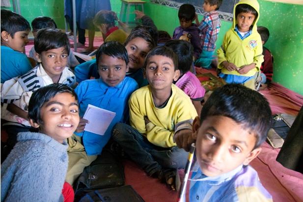 DSC 0922 Как я знакомилась с индийскими школьниками