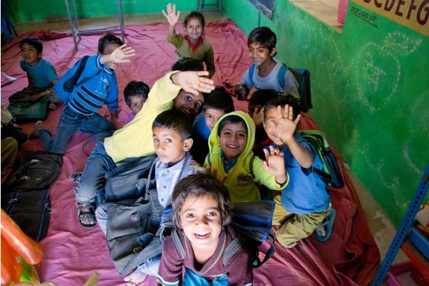 DSC 0924 Как я знакомилась с индийскими школьниками