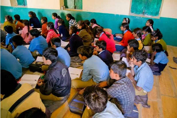DSC 0925 Как я знакомилась с индийскими школьниками