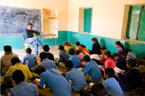 DSC 0926 Как я знакомилась с индийскими школьниками