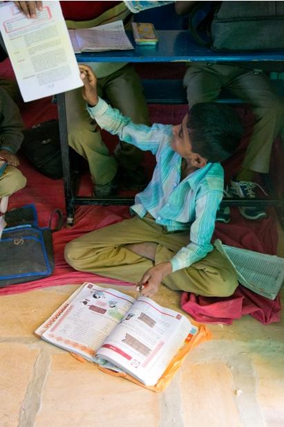 DSC 0937 Как я знакомилась с индийскими школьниками