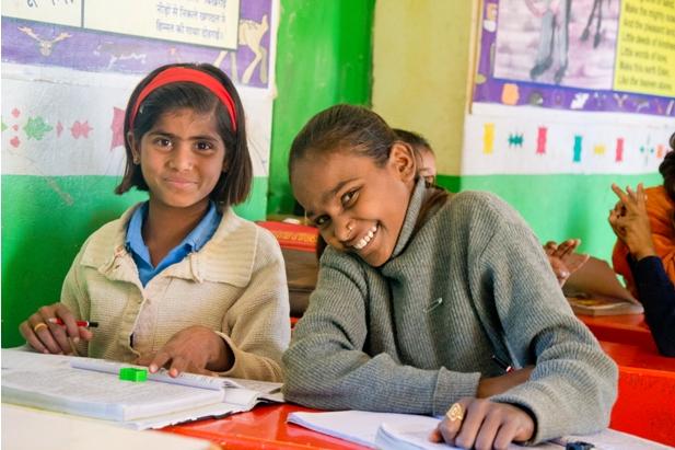 DSC 0974 Как я знакомилась с индийскими школьниками