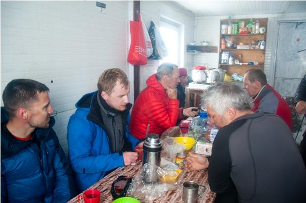 DSC 1570 Еще три дня на Эльбрусе