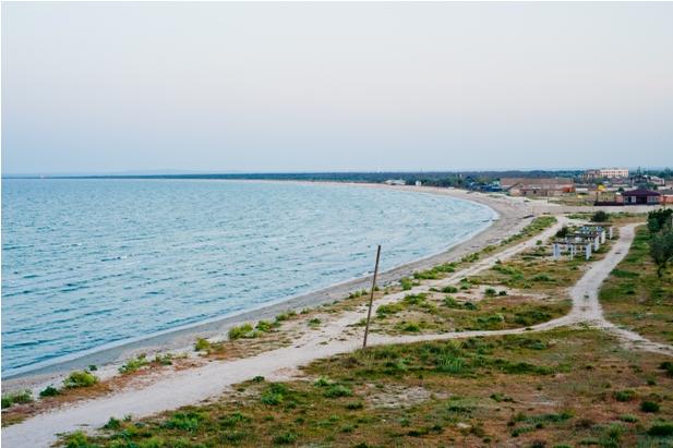 DSC 2560 Казантип, море по колено и шатания по атомному реактору