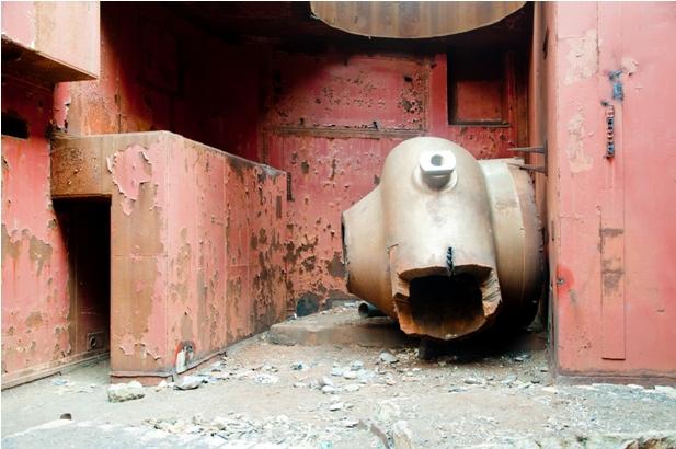 DSC 2614 Казантип, море по колено и шатания по атомному реактору