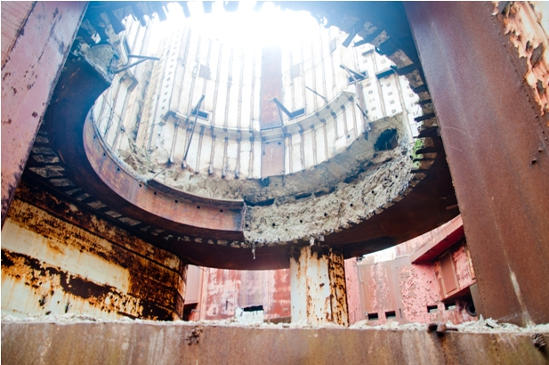 DSC 2622 Казантип, море по колено и шатания по атомному реактору