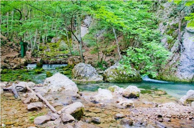 DSC 2332 Большой каньон Крыма