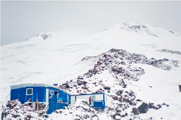 DSC 5212 Восхождение на Эльбрус с юга