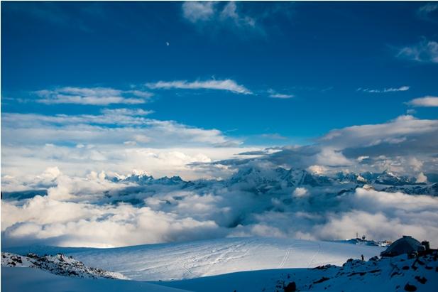 DSC 5348 Восхождение на Эльбрус с юга