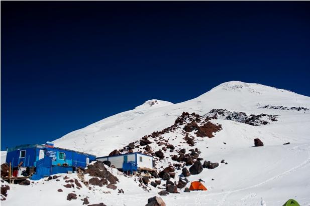DSC 5475 Восхождение на Эльбрус с юга