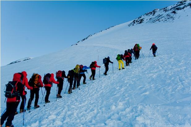 DSC 5613 Восхождение на Эльбрус с юга