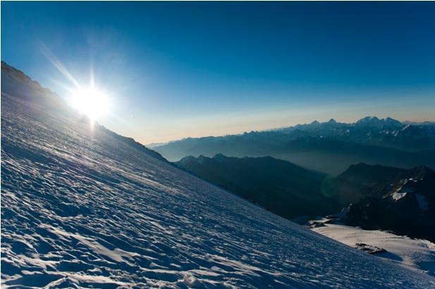 DSC 5615 Восхождение на Эльбрус с юга