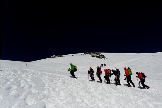 DSC 5622 Восхождение на Эльбрус с юга