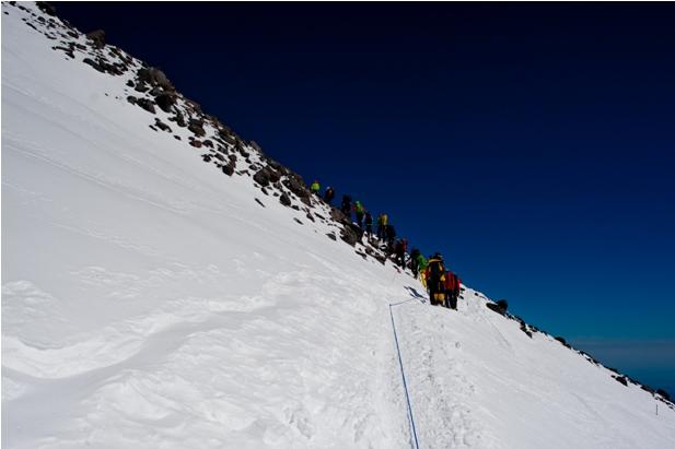 DSC 5628 Восхождение на Эльбрус с юга