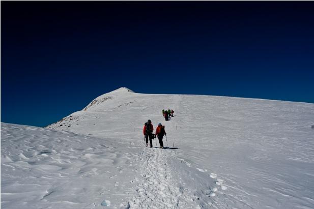 DSC 5633 Восхождение на Эльбрус с юга