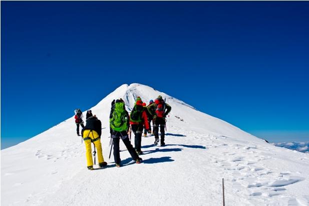 DSC 5634 Восхождение на Эльбрус с юга