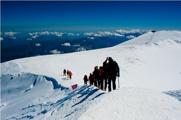 DSC 5687 Восхождение на Эльбрус с юга
