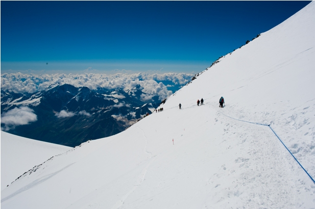 DSC 5706 Восхождение на Эльбрус с юга