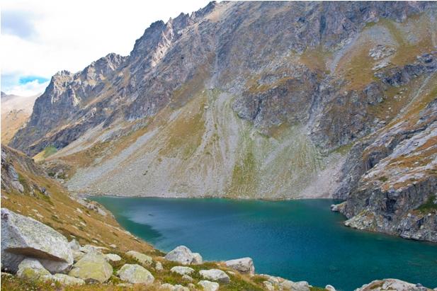DSC 6224 Озера в Азгекском ущелье