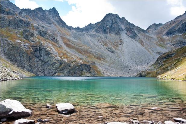 DSC 6253 Озера в Азгекском ущелье