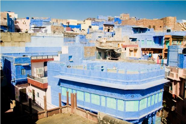DSC 0980 Синие стены старого города