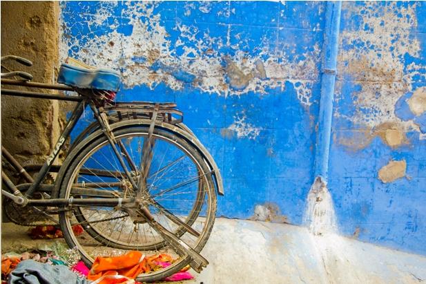 DSC 0988 Синие стены старого города