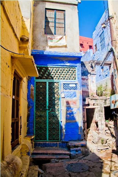 DSC 1004 Синие стены старого города