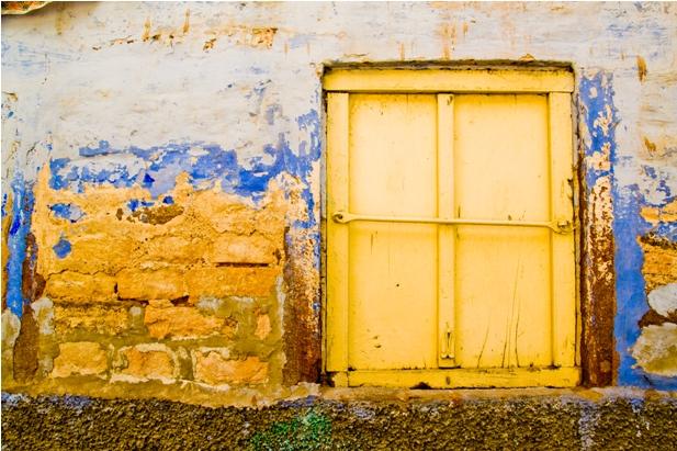 DSC 1011 Синие стены старого города